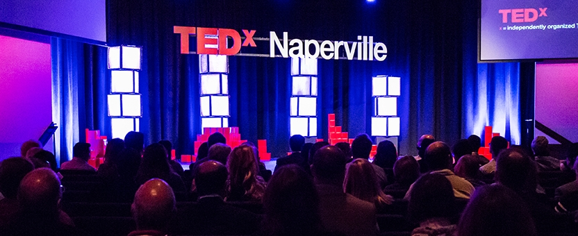 TEDxNaperville: Why We Do It