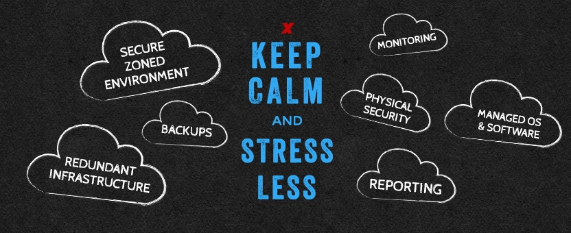 Migrating From Hardware to the Cloud Means Less Stress